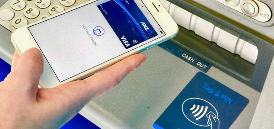 ANZ introduces smartphone ATM access