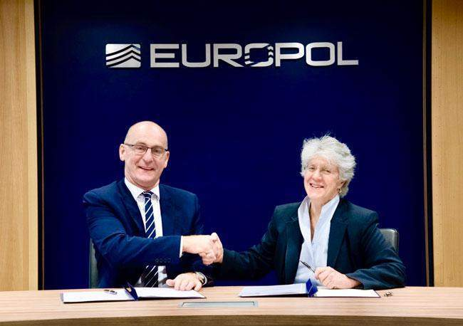 Europol, CDA join forces to address cyber threats faced by banks
