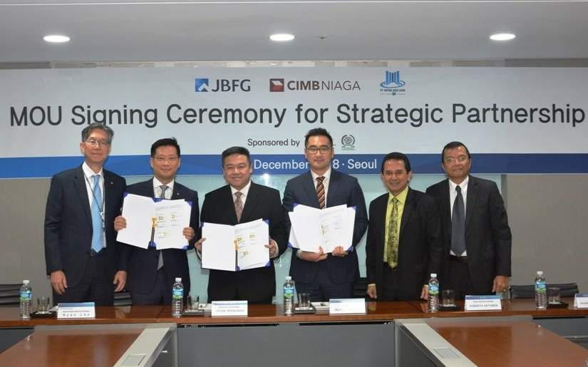 JB Financial inks MOU for open banking platform business in Indonesia
