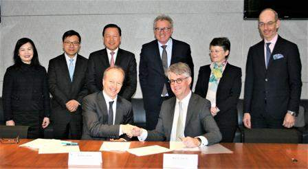 SFC, CSSF sign deal on Luxembourg-Hong Kong MRF
