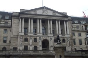 Bank of England wants better prospects for women in financial services