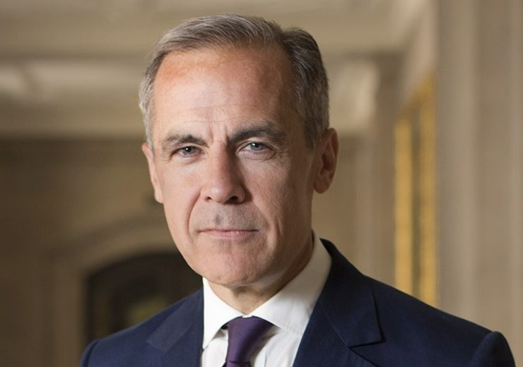 Charting Mark Carney's journey to the top of the Bank of England