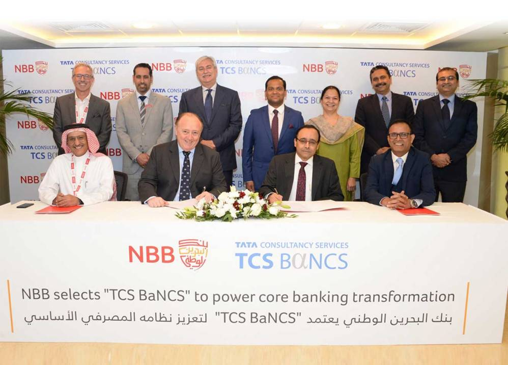 TCS to support NBB in digital transformation