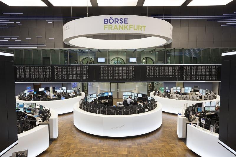 Deutsche Börse AG - Bildpool Börse Frankfurt - Parkett
