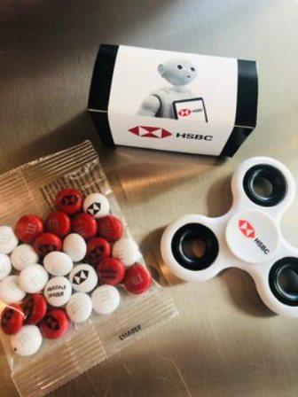 HSBC Bank deploys SoftBank Robotics' Pepper humanoid robot