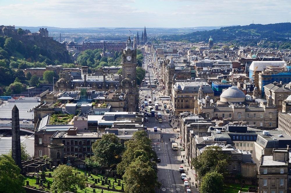 financial services scotland