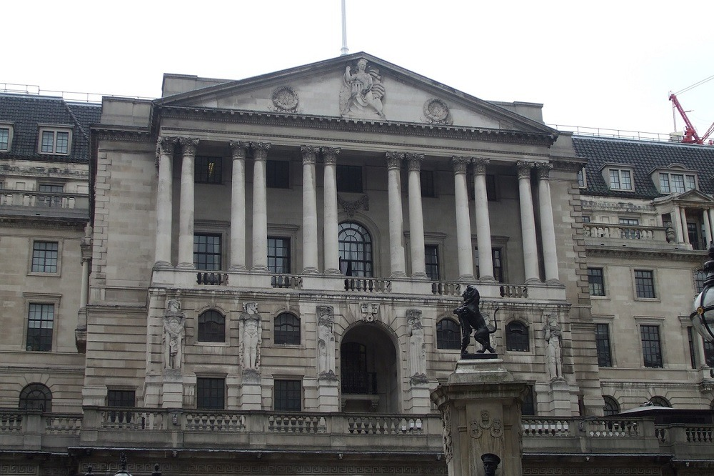 Bank of England to accept deposits from new payment providers