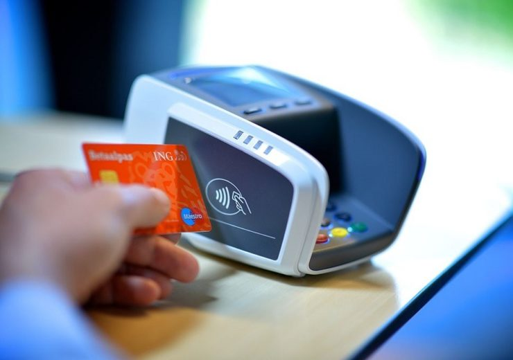 Contactless payments ING Nederland Wikimedia Commons