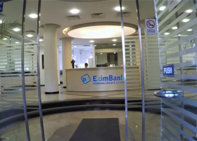 EximBank to acquire Banca Românească from National Bank of Greece