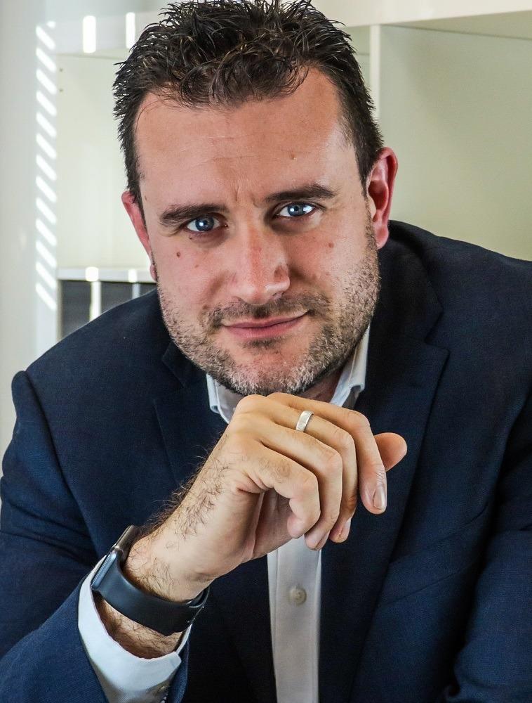 Rainbird CEO Ben Taylor