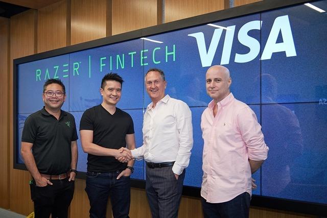 Visa, Razer Fintech to launch prepaid card