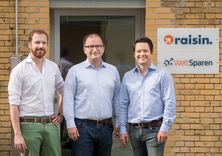 Goldman Sachs invests €25m in German fintech Raisin