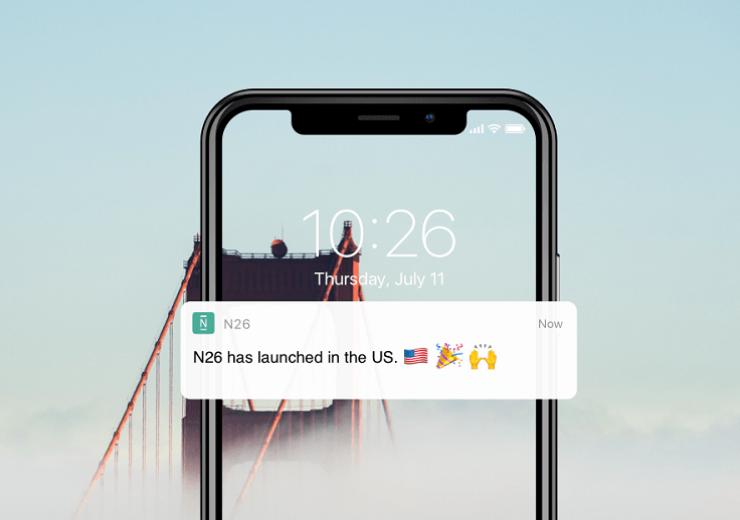 N26 US Beta Launch_Golden Gate