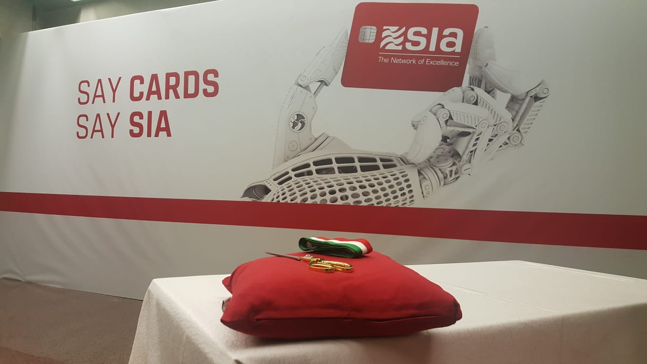 SIA_new specialized payment cards center in Verona