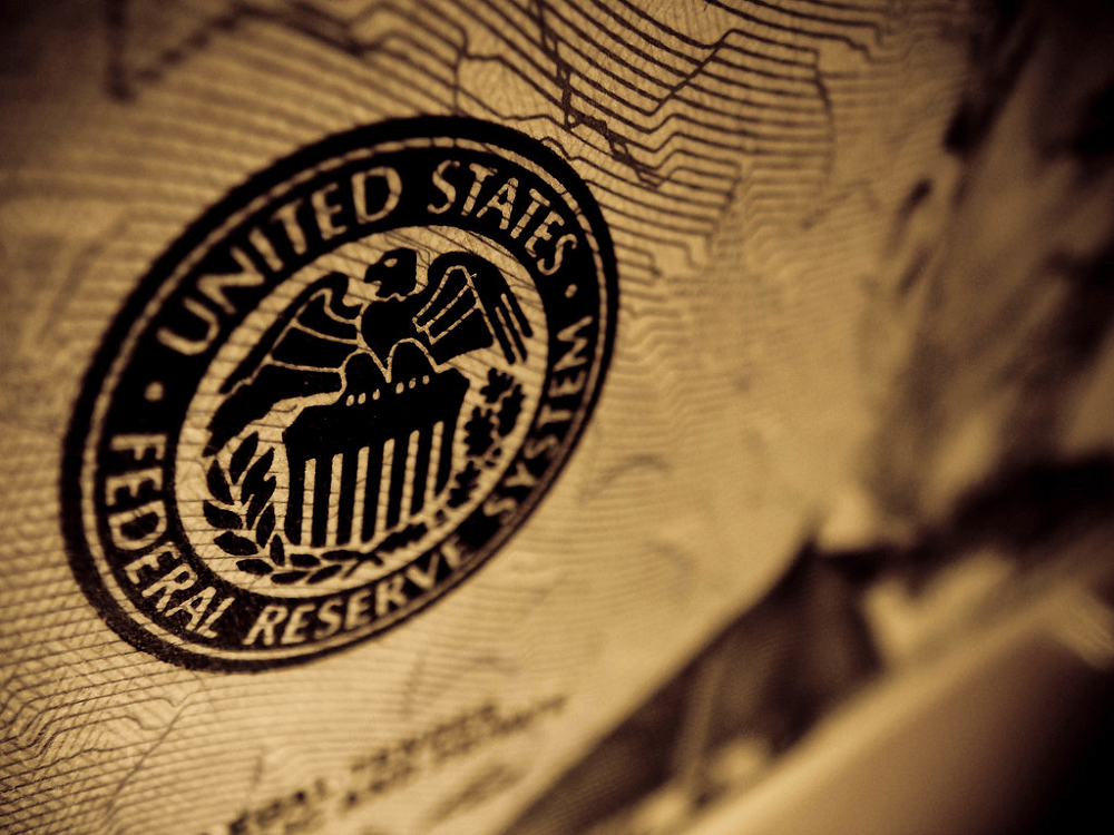 Federal Reserve Cuts Us Interest Rate For Only Second Time Since 2008