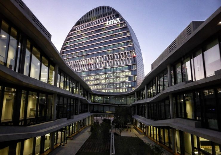 bbva head office madrid