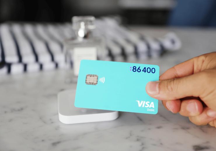86 400 debit card