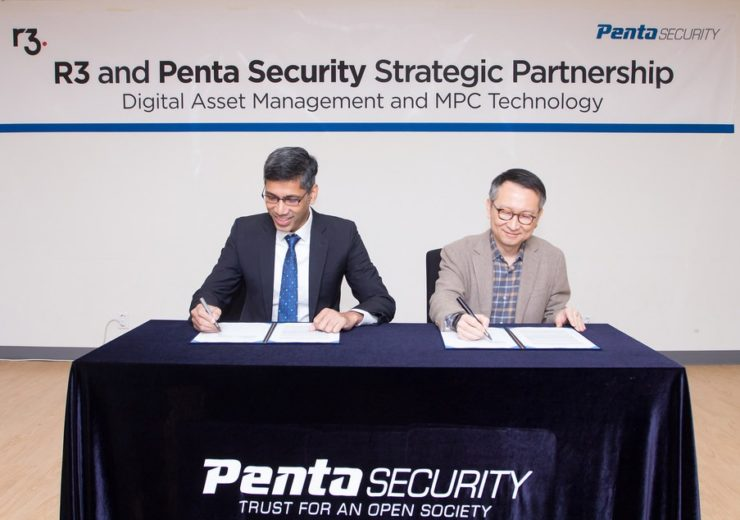 Penta Security, R3 partner for digital asset management and MPC technology