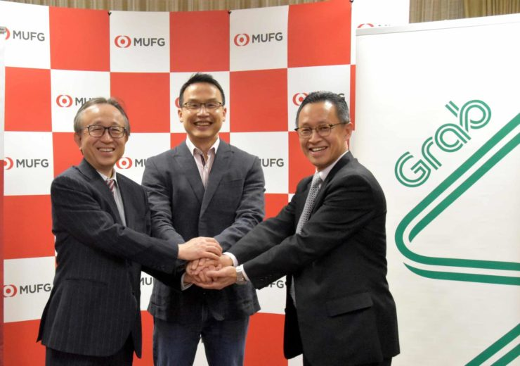 Japan's banking major MUFG invests $706m in Grab