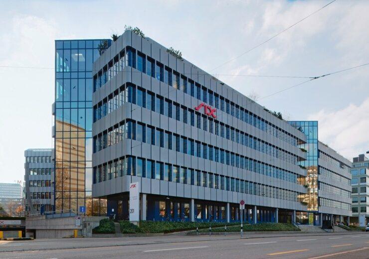 Zürich, Hardturmstrasse 201
