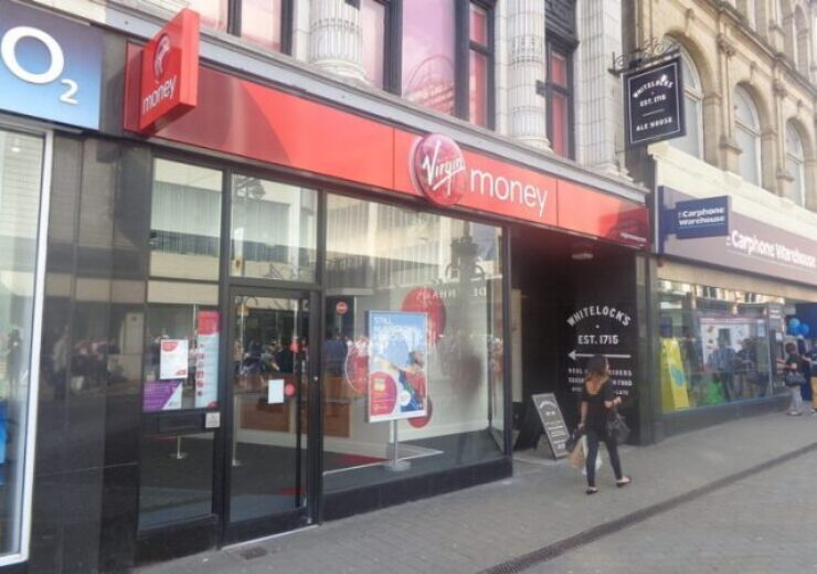 Virgin Money's annual profit plunges by 77% to £124m
