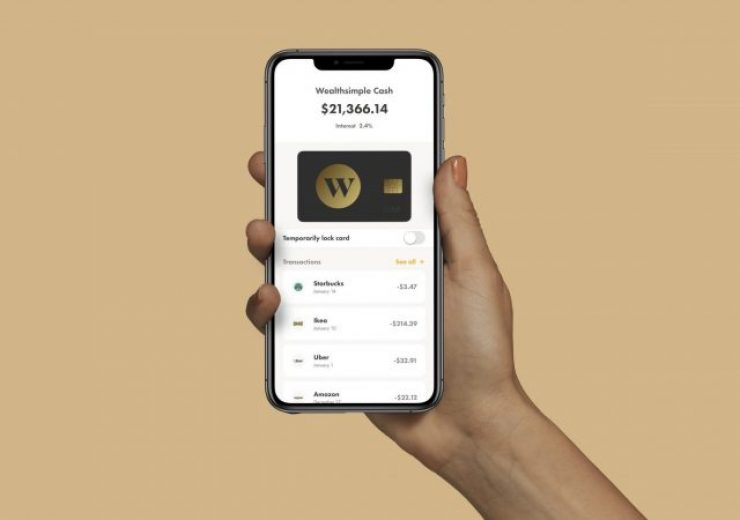 Wealthsimple-Wealthsimple launches its first spending account