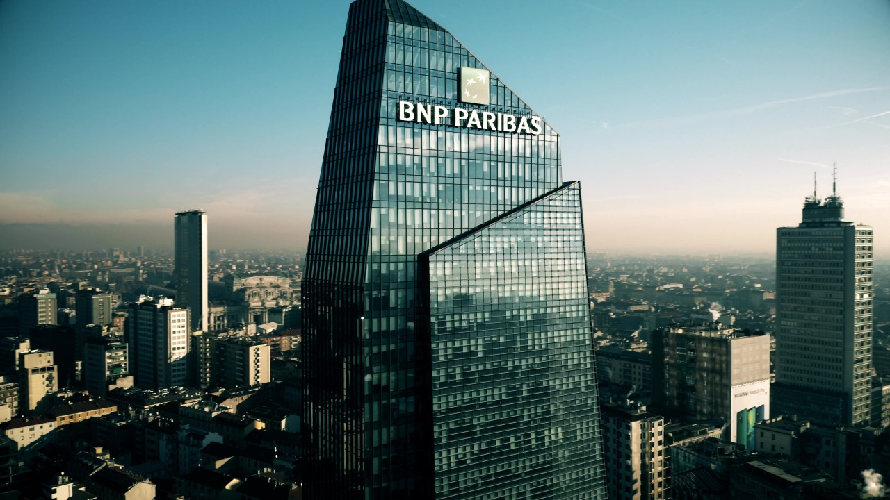 BNP Paribas is always first to embrace digitalisation and new technology.