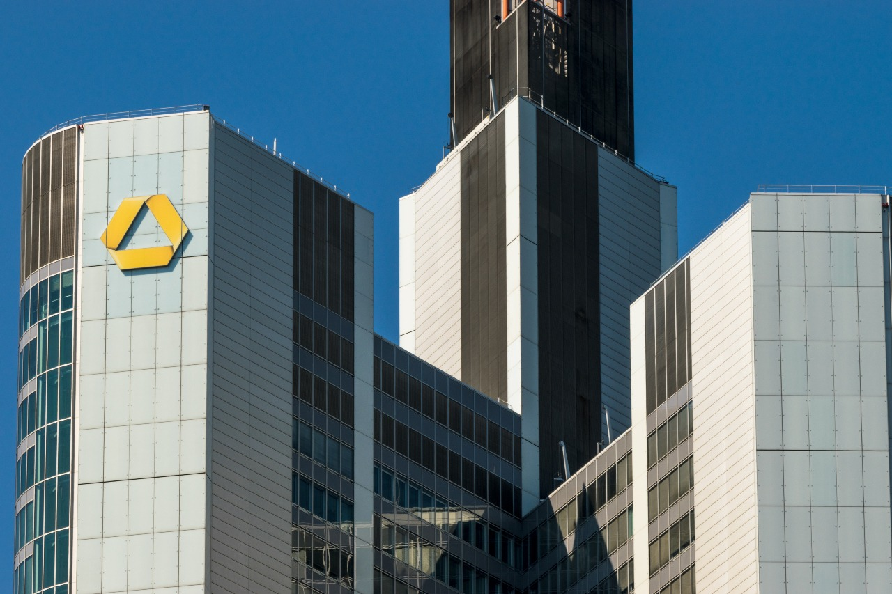 The Commerzbank team is transforming the way they do transactions.
